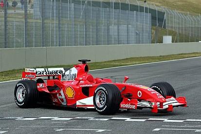 Fotostrecke: Ferrari-Präsentationen seit 2006
