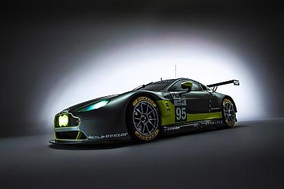 Aston Martin maakt line-up voor FIA WEC bekend