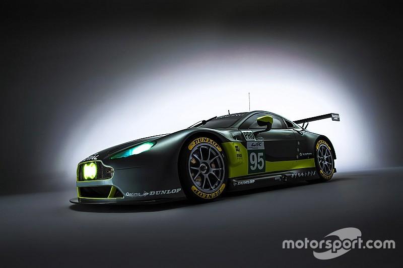 Aston Martin presenta su alineación para el WEC