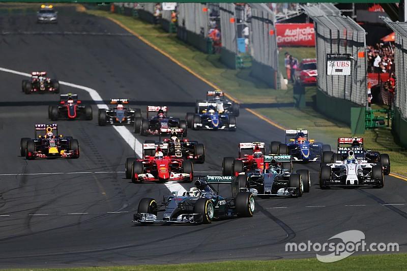 FIA发布正式2016年F1参赛车队名单