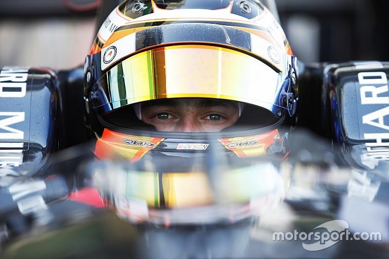 "Vandoorne - ""Beaucoup de concurrence"" en Super Formula"