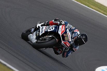 """Loris Baz - """"La première fois que je peux forcer avec la Ducati"""""""