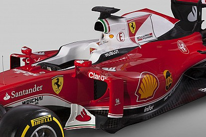 Ferrari: ecco lo stickering della SF16-H