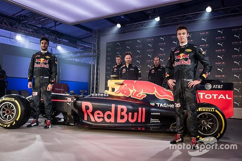 Red Bull ufficializza la line up piloti per il primo test di Barcellona