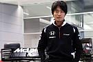 Matsushita gepresenteerd als testrijder bij McLaren