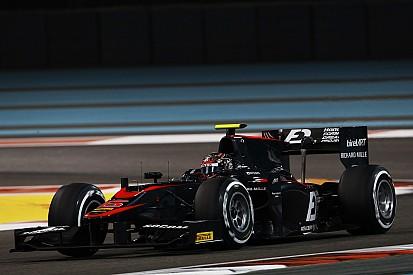 Nobuharu Matsushita nominato development driver McLaren