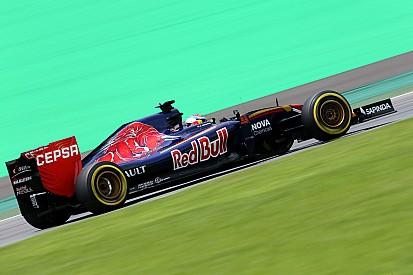 "Toro Rosso ""convinced"" top five finish possible in 2016"