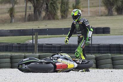 """Werk aan de winkel voor Michelin: """"13 crashes is veel teveel"""""""