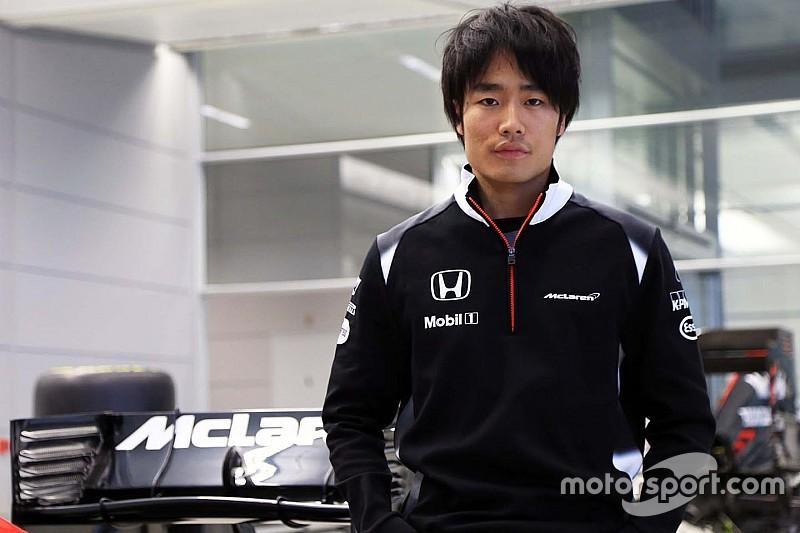 Matsushita é anunciado como piloto reserva da McLaren