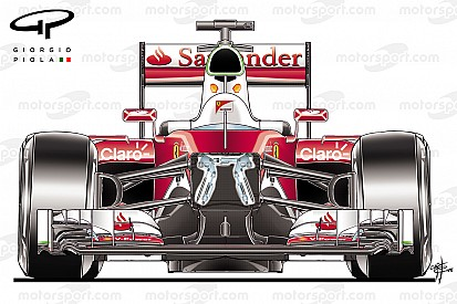 Tech analyse: De verborgen geheimen van Ferrari's F1-bolide