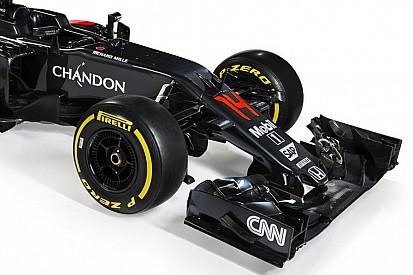 Alonso emballé par l'aéro de la McLaren MP4-31