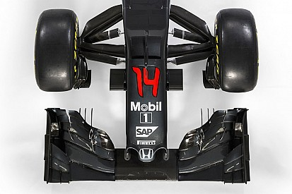 Photos - La McLaren-Honda MP4-31 en détail