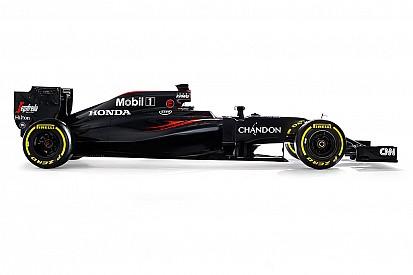 McLaren: la scheda tecnica della MP4-31