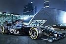 سيارة فريق هاس للفورمولا واحد أكملت أولى لفاتها التجريبية