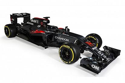 McLaren presentó su máquina para este año, el MP4-31