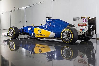 Sauber показала измененную раскраску машины