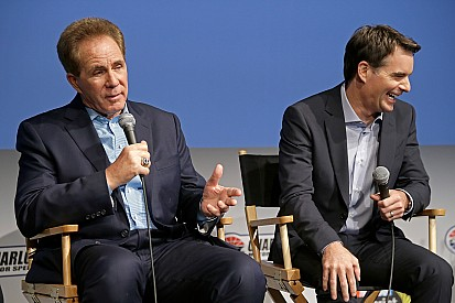 "Darrell Waltrip: ""Jeff has changed the dynamic of the FOX NASCAR booth a lot"""