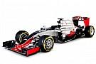 Haas trekt doek van eerste Formule 1-auto