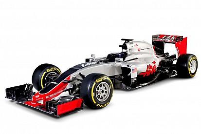 Haas lança VF16, carro de estreia na Fórmula 1