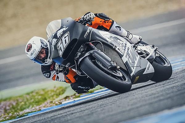 Das KTM-MotoGP-Bike beendet weiteren, erfolgreichen Test