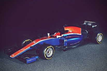 Manor Racing dévoile la MRT05