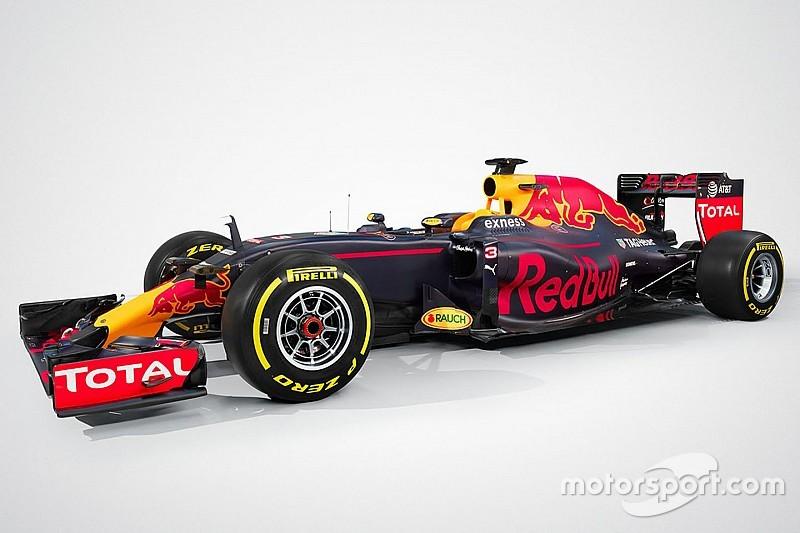 Red Bull lanceert RB12