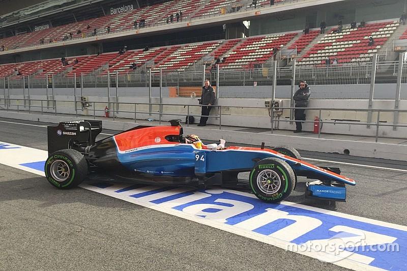 Manor toont nieuwe kleuren tijdens test in Barcelona