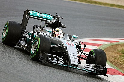 Formule 1-geweld barst los in Barcelona