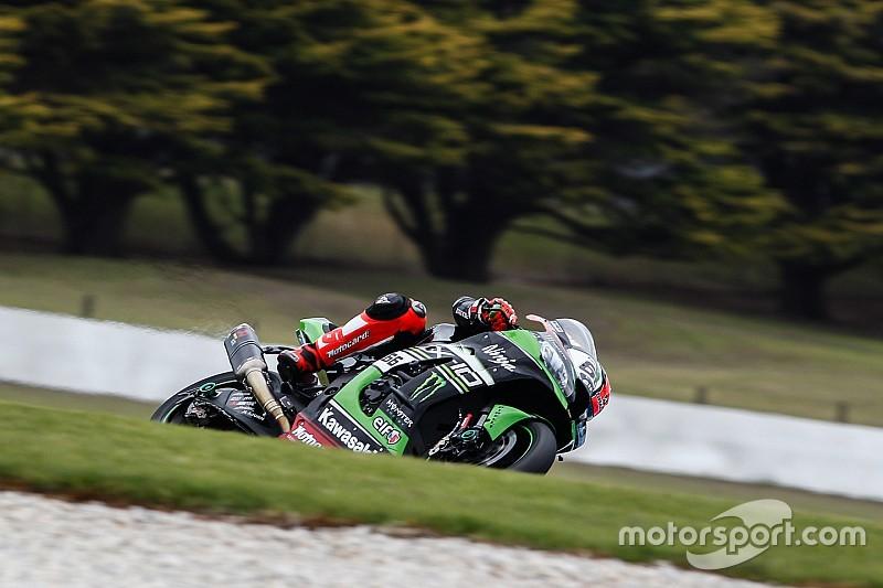 Дуэт Kawasaki быстрее всех на тестах в Австралии