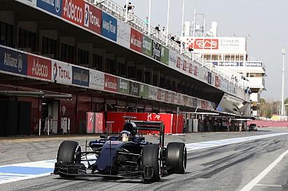 Une panne qui n'enlève rien à la satisfaction de Toro Rosso