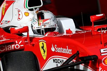 """Vettel asegura que el nuevo Ferrari """"está un paso adelante"""""""