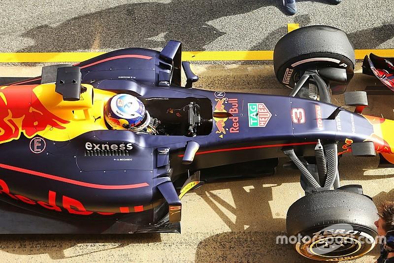 "Ricciardo: ""Goed om lange stints af te werken"""