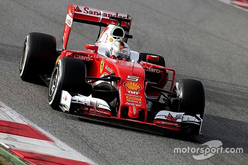 """Ferrari-Fahrer Sebastian Vettel: """"Der SF16-H ist ein Schritt nach vorn"""""""