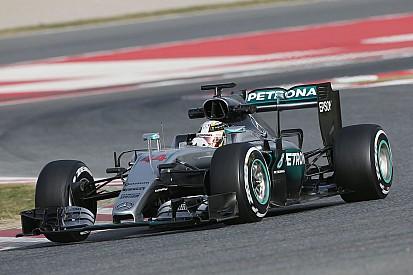 """Mercedes usará partes """"inusuales"""" en pruebas de F1"""