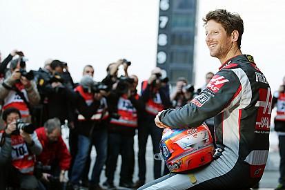 """Grosjean - """"La mayonnaise a pris très vite"""" chez Haas"""