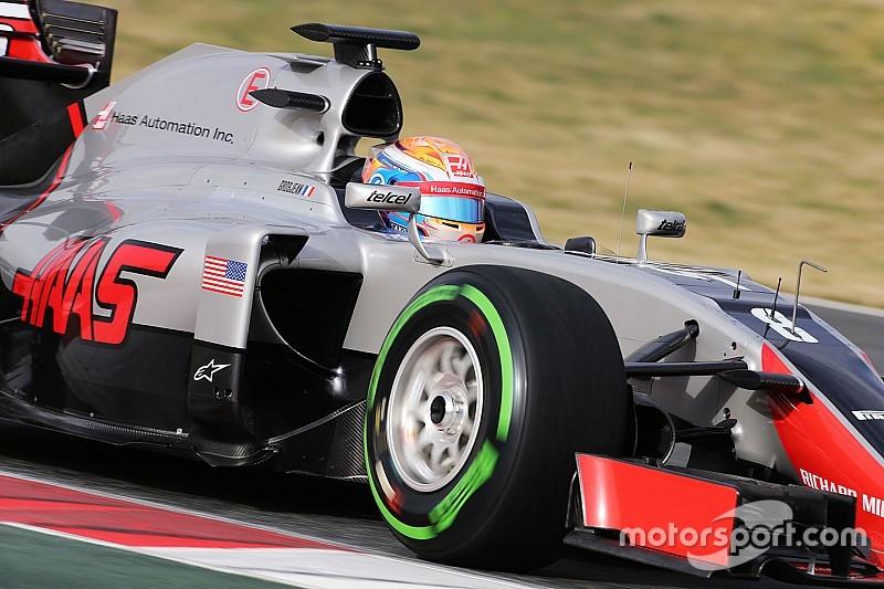 """Grosjean - Une voiture """"bien née"""", capable de viser les points"""