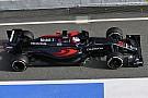 Button dice que bólido de McLaren mejoró significativamente