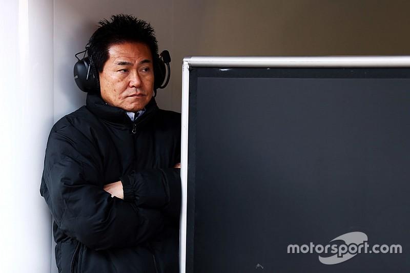 آراي يتنحى عن منصبه كرئيس لقسم رياضة السيارات في هوندا