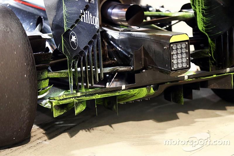 عودة موضوع الارتكازية المرتفعة إلى جدول أعمال الفورمولا واحد لموسم 2017