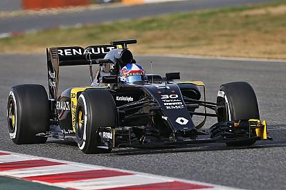 Renault planche déjà sur un gros programme d'évolutions