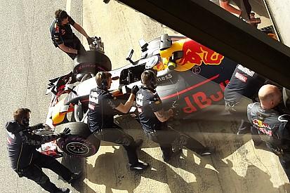 Barcelone, Jour 2 - Red Bull et Ferrari dégainent les ultra-tendres à la mi-journée