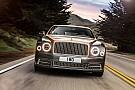 Bentley Mulsanne opgefrist, Speed-versie krijgt 537 pk