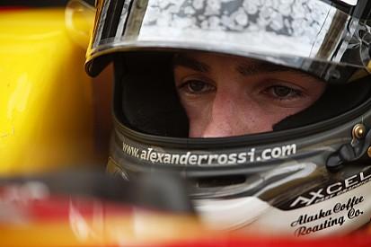 Alexander Rossi signe chez Andretti-Herta Autosport