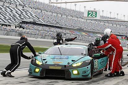 Lamborghini lourdement sanctionné après Daytona