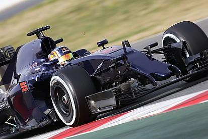 Toro Rosso prévoit une version B de la STR11
