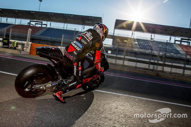 """Bradl: """"Hay una clara diferencia con la vieja motocicleta"""""""