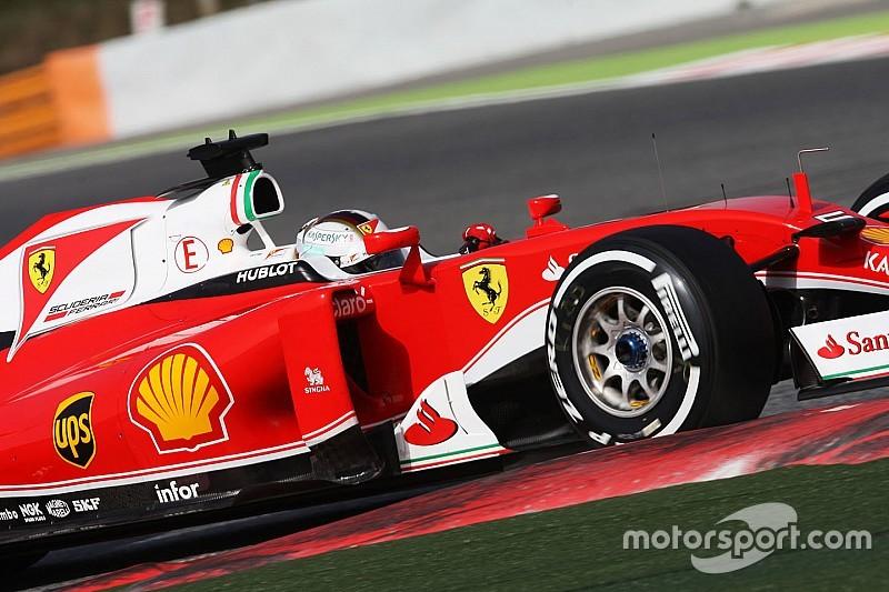 Vettel gaat hard, huiswerk voor Verstappen bij Toro Rosso