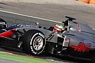 Gutiérrez, contento por el kilometaje sumado para Haas