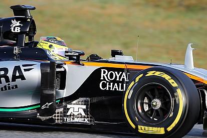 """Pérez - Une """"grande année"""" à venir pour Force India"""