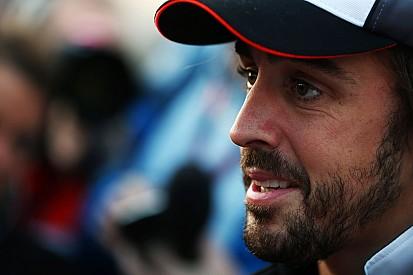 阿隆索: 只有迈凯轮能打败梅赛德斯
